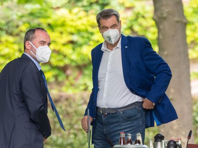 Corona-Impfung: Hubert Aiwanger verteidigt sich nach Kritik von Markus Söder