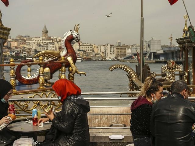 Ausgangsbeschränkungen: Touristen von hartem Lockdown in der Türkei ausgenommen