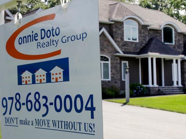 Hypothekenzinsen: US-Immobilienmarkt geht erneut zurück