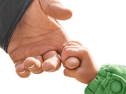 Umgangsrecht der Großeltern: Eltern haben das letzte Wort