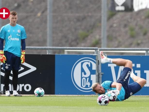 FC Schalke 04: Schalke-Tor: Warum Fährmann seinen Platz verlieren könnte