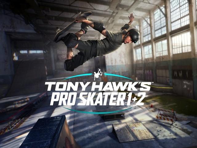 Tony Hawk's Pro Skater 1+2: Termin der Switch-Version steht fest