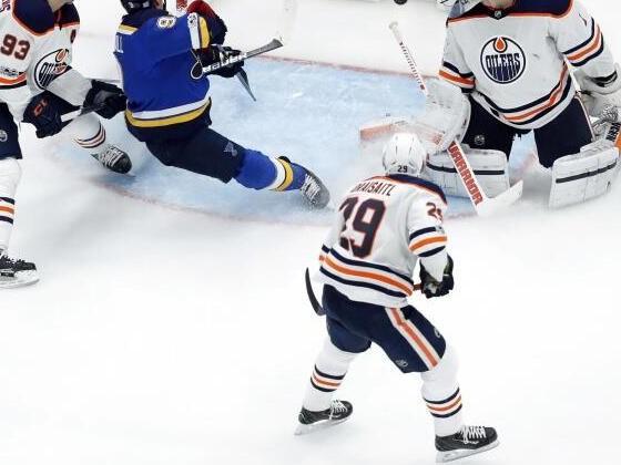 NHL: Draisaitl mit Tor und Vorlage bei Edmontons Niederlage