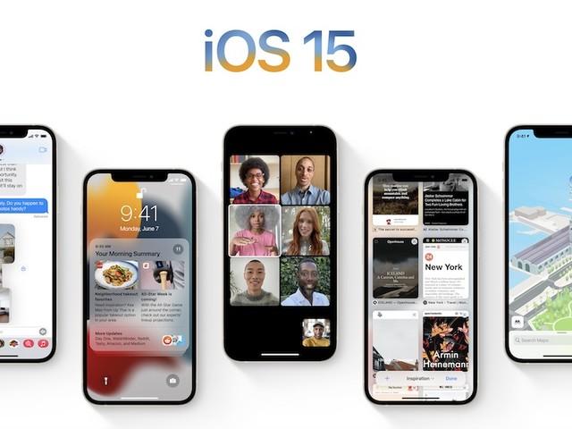 IOS 15.1 & iPadOS 15.1: Beta 1 ist da (Update: tvOS 15.1 und watchOS 8.1 ebenso)