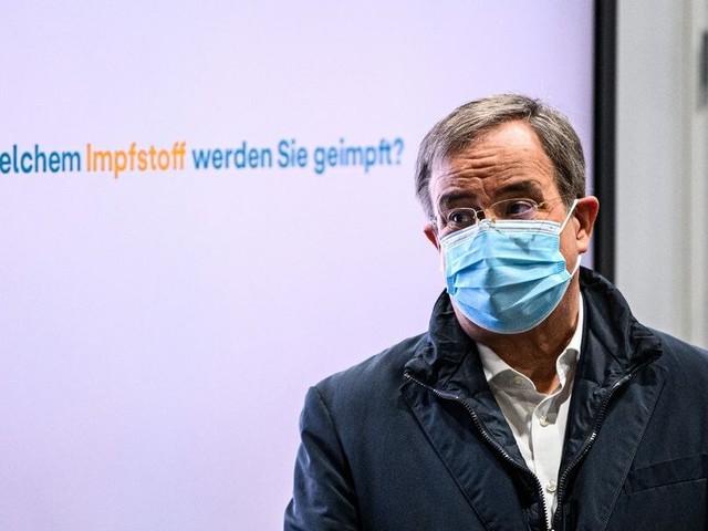 Laschet: Bis zu den Sommerferien die Hälfte der NRW-Bürger geimpft - Notbremse bleibt