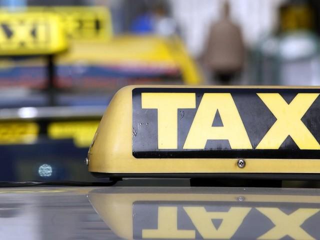 Groß angelegte Taxi-Demonstration gegen verordnetes Preis- und Sozialdumping