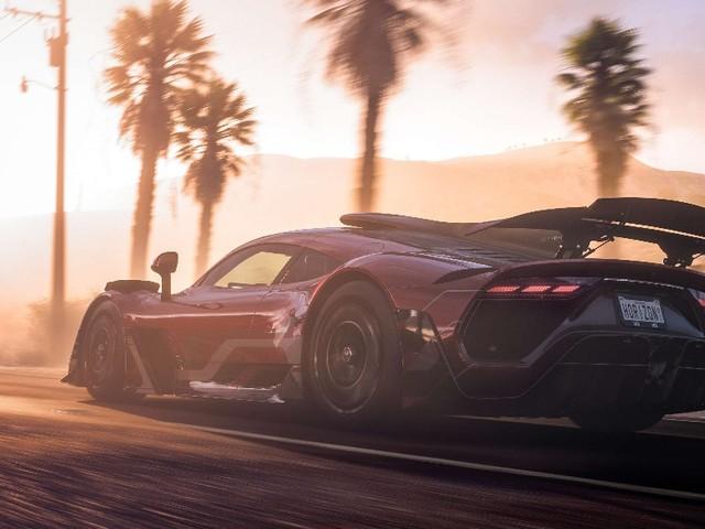 Forza Horizon 5: Die Karte der Spielwelt inkl. Größenvergleich zum Vorgänger