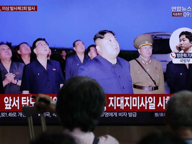 """Erneuter Raketentest: Nordkorea verschärft Rhetorik - """"unverschämter Kerl"""""""