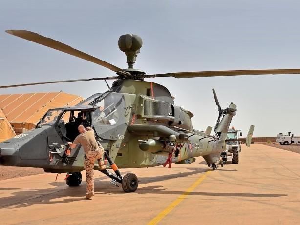 Unglück: Wartungsfehler führte zu Hubschrauberabsturz der Bundeswehr