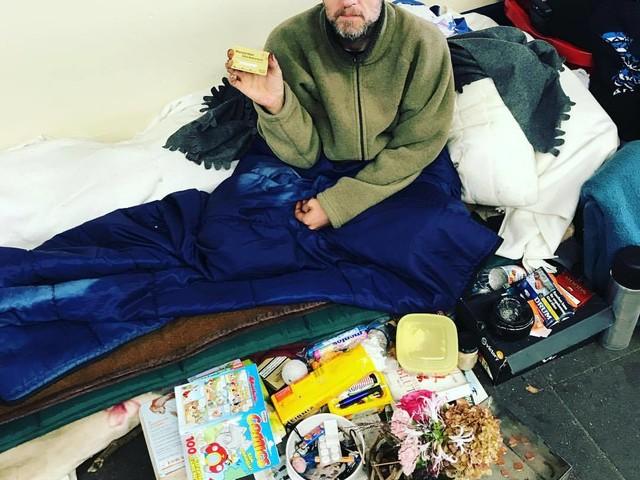 Kebab-Haus schenkt Obdachlosen eine Döner-Flatrate