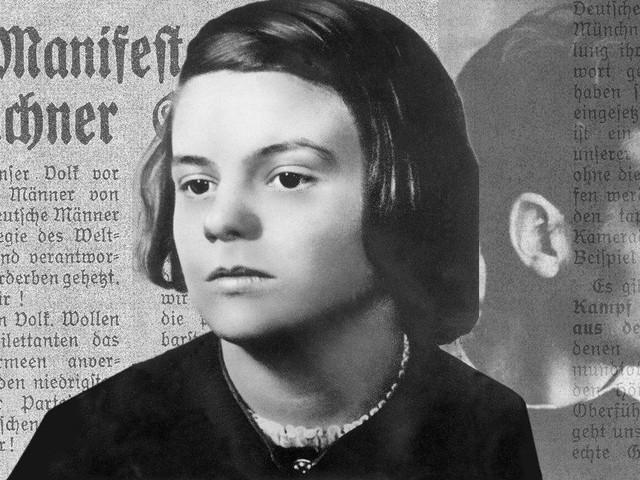 """Sophie Scholl: Anfangs war sie """"sehr fanatisch für den Nationalsozialismus"""""""