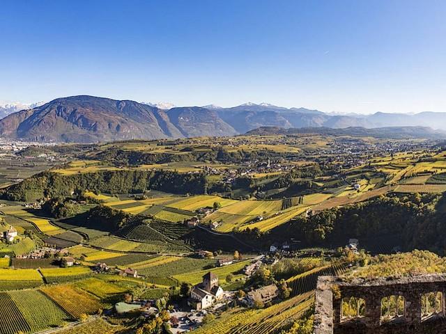 Wandern in Südtirol: Speckknödel statt Drehschwindel