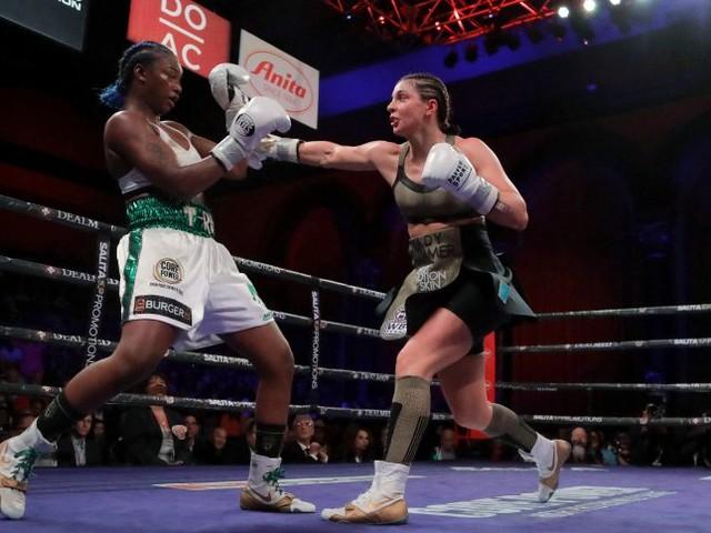 Boxen: Hammer verliert WM-Kampf gegen Shields