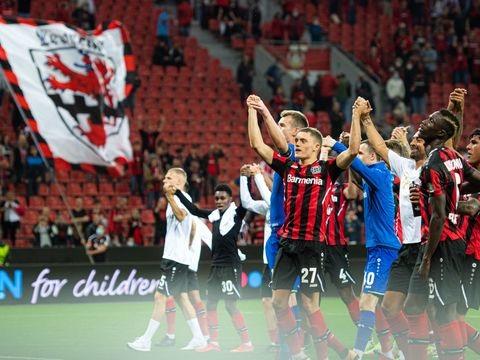 Europa League: Jungstar Wirtz sichert Bayer Leverkusen Auftaktsieg