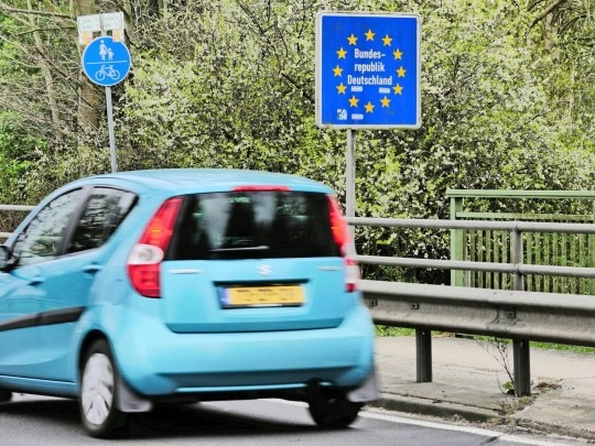 Corona - Niederlande verschärfen Einreiseregeln für Deutschland