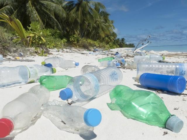 So vermeiden Sie Plastikmüll auf Reisen