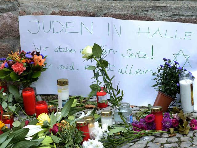 Vier Kilo Sprengstoff entdeckt: Generalbundesanwalt: Tat von Halle war Terror