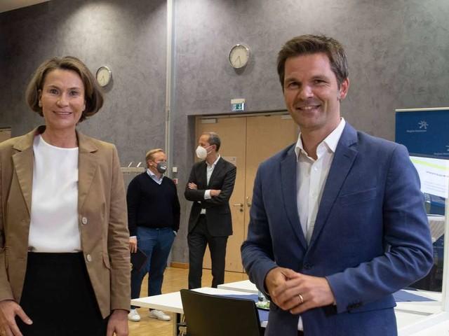 Kommunalwahl in Niedersachsen: Ergebnisse der Stichwahl am Sonntag - SPD, CDU und Grüne hoffen