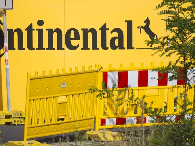 1800 Arbeitsplätze betroffen: Continental will weiteres Werk schließen