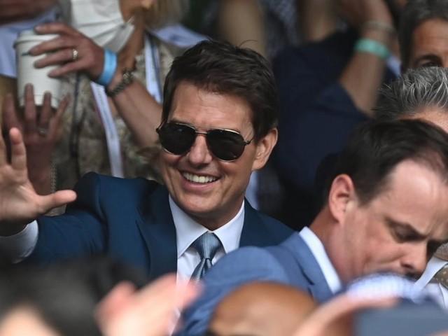 Tom Cruise' wahnwitzige Anfrage sorgte bei Kollegen für Stirnrunzeln