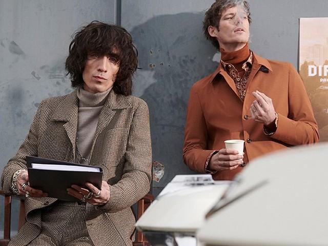 CLUB OF GENTS Menswear Herbst/Winter 2021 Kollektion