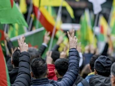 Demonstrationen in Köln und anderen Städten gegen türkische Militäroffensive