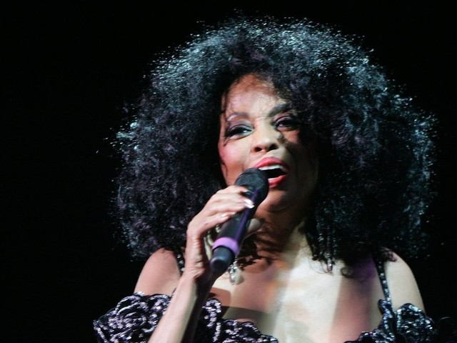 Diana Ross bringt neues Album heraus