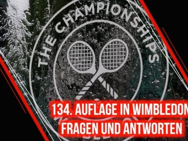 Wer schlägt Dominator Djokovic? Fragen & Antworten zu Wimbledon