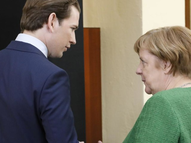 Wie der Lockdown aussehen könnte: das deutsche Vorbild