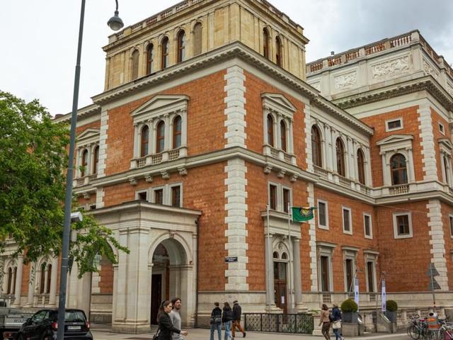 Zehn mal umgezogen: Wo die Wiener Börse überall wohnte