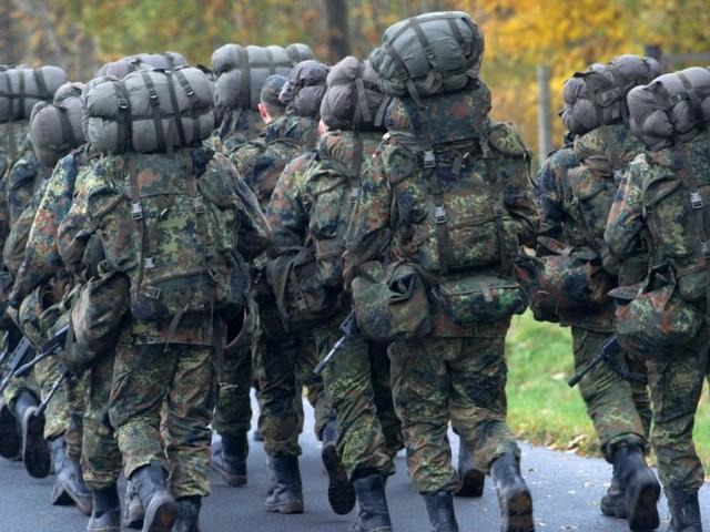 Bundeswehr fehlen für Nato-Einsatz Schutzwesten und Zelte