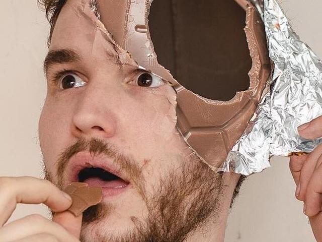 Digital Photomanipulation: Die unkonventionellen Selfies von Ben Robins