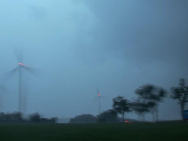 Gewitter verursacht Schäden in Sachsen-Anhalt: So wird das Wetter in den nächsten Tagen