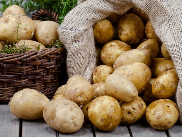 Abnehmen: Kartoffeln als Diäthelfer