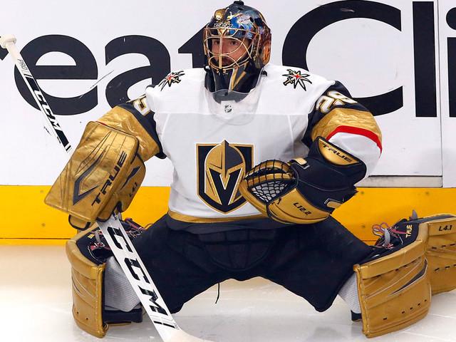 NHL: Fleury patzt, Canadiens übernehmen Führung