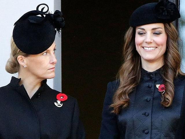 Was Sophie von Wessex zum großen Vorbild für Herzogin Kate macht