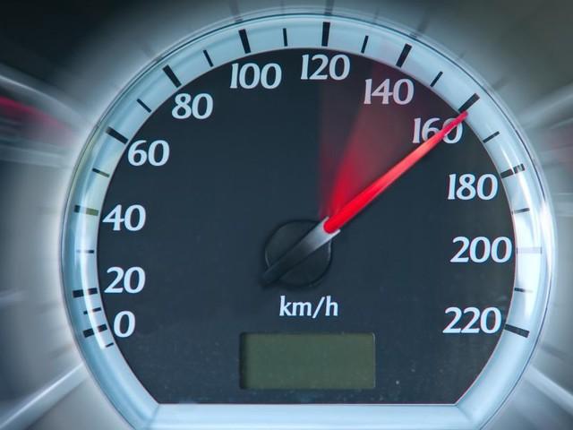 Massive Geschwindigkeitsüberschreitungen im Bereich der A1