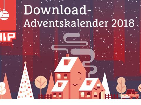 Adventskalender download chip.