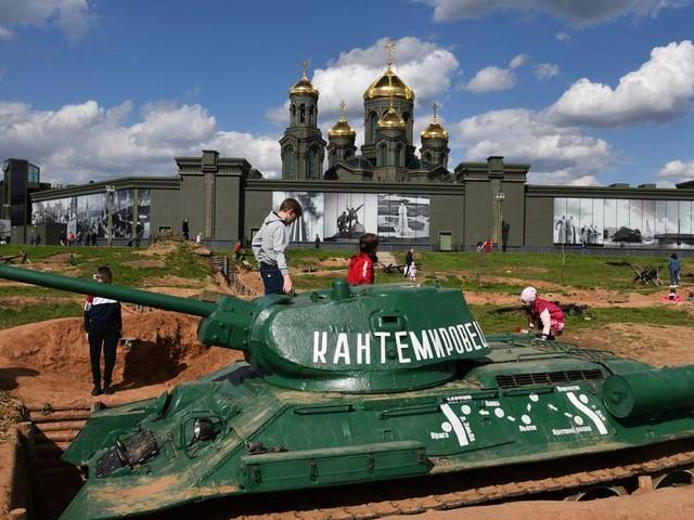 """80 Jahre Überfall von Nazi-Deutschland auf die Sowjetunion: Moskau erinnert mit """"Patriot-Park"""""""