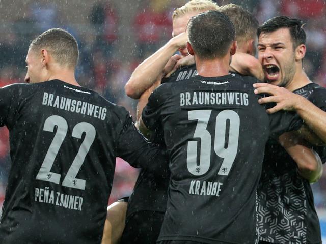3. Liga: Braunschweig feiert ersten Saisonsieg