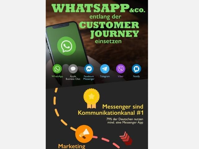 """""""Conversational Commerce"""": Unternehmen wollen WhatsApp in Deutschland als Verkaufskanal etablieren"""