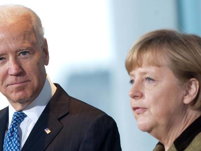 Weißes Haus: US-Präsident Biden empfängt Kanzlerin Merkel am 15. Juli
