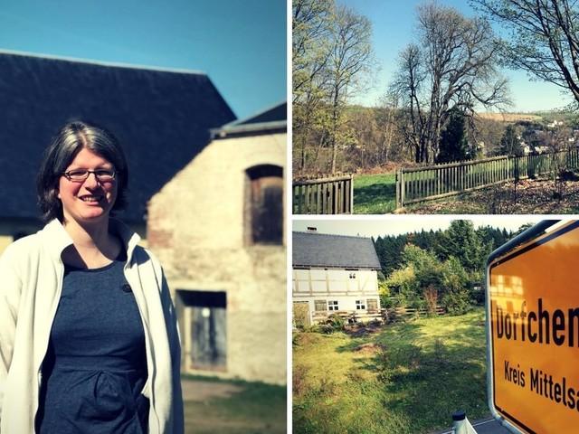Dorfchemnitz: Wo sogar die Pfarrerin der AfD etwas Gutes abgewinnen kann