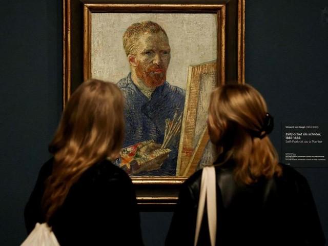 Acht Jahre Haft nach Diebstahl von van Gogh-Gemälde
