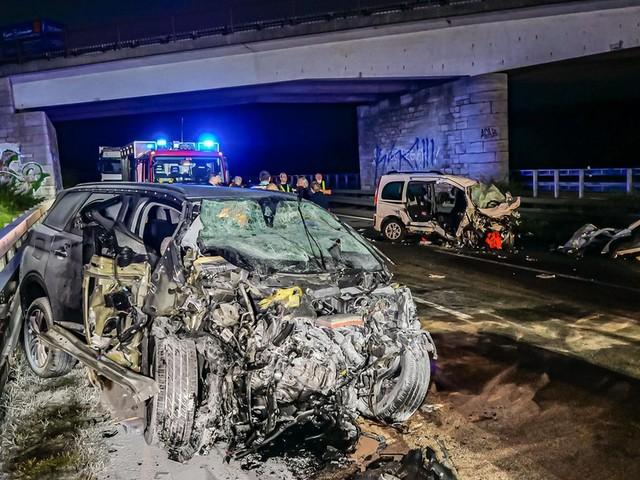 Baden-Württemberg: Falschfahrer auf der Autobahn - drei Tote!