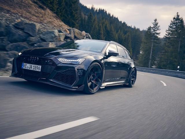 Teurer Kraftakt - Abt bringt Audi RS6 auf 800 PS