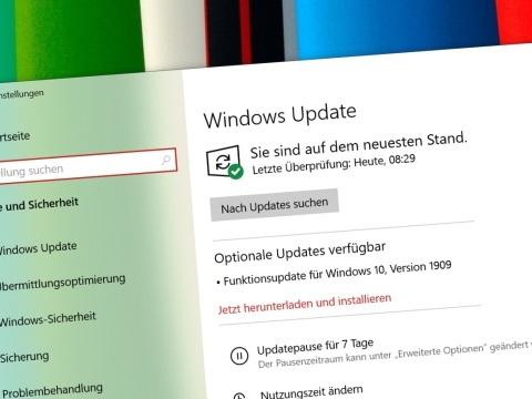 Es kommt noch diese Woche: Das steckt im etwas anderen Windows 10 Update