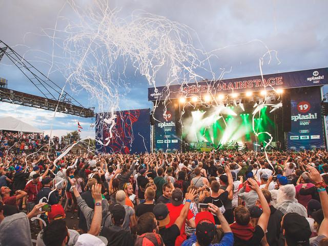 Splash! Festival 2020: Alle Infos zu Preisen, Tickets und zum Line-up