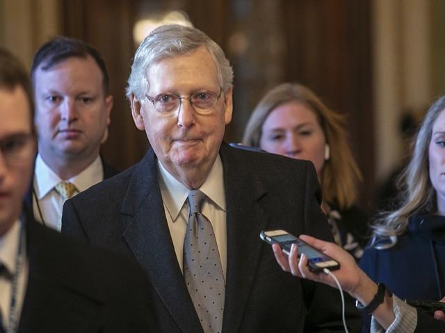 Finanzierrungsstreit: US-Senat stimmt über Vorschläge zum Shutdown-Ende ab