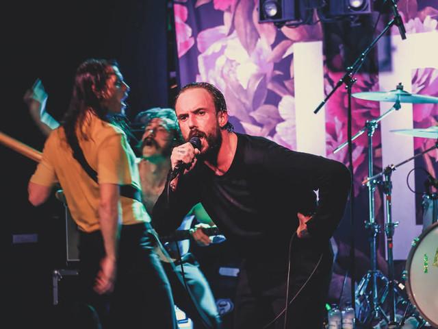Hier ist der Beweis, dass Idles auch live eine der besten Bands 2018 waren